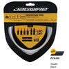 Jagwire Mountain Pro Bremszugset stealth black